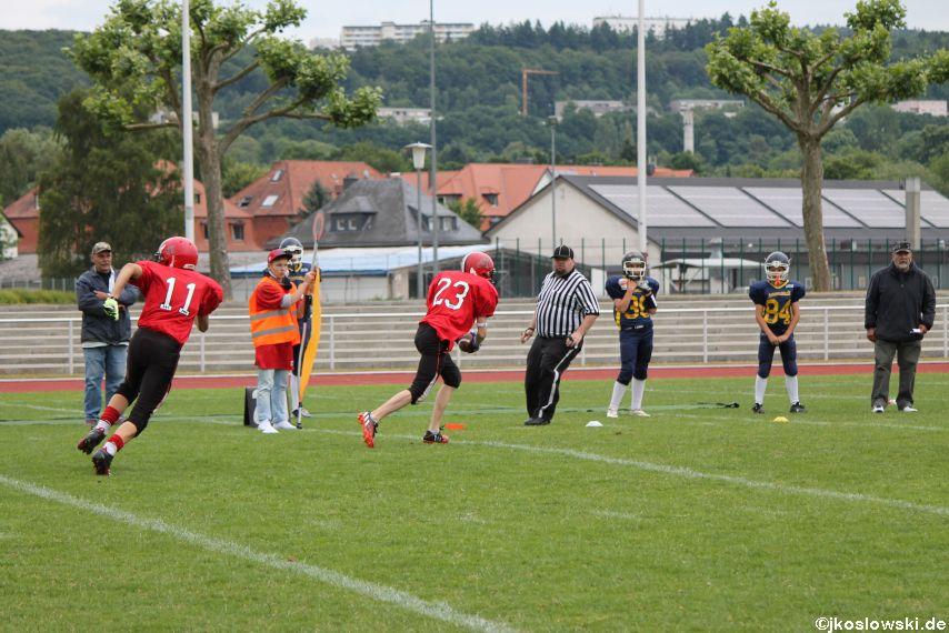 Das finale Turnier der U15 Landesliga Mitte 310