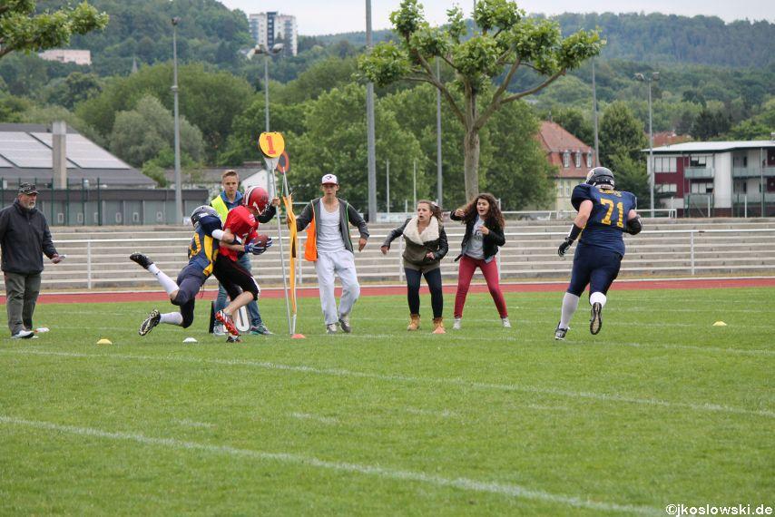 Das finale Turnier der U15 Landesliga Mitte 312