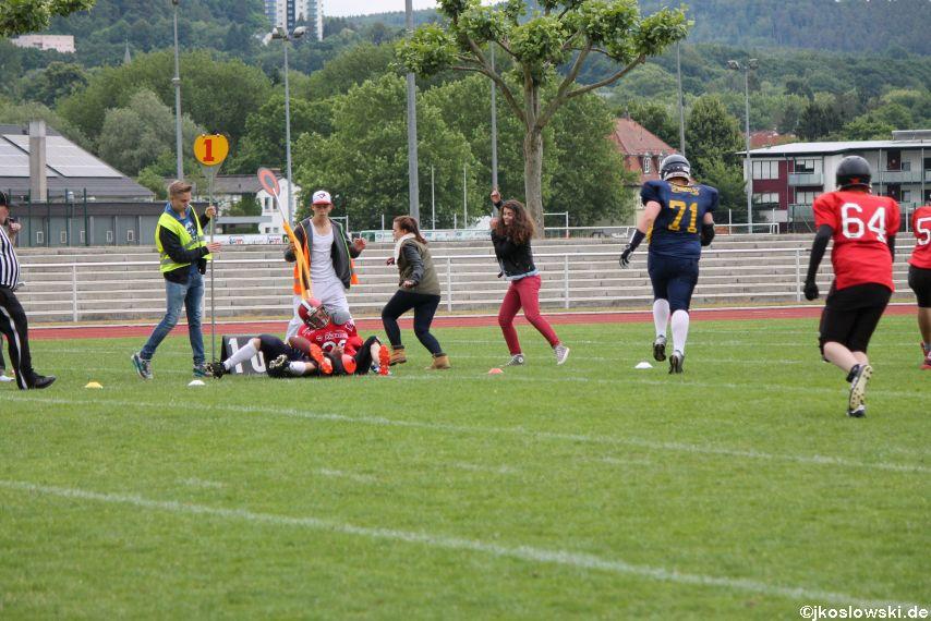 Das finale Turnier der U15 Landesliga Mitte 313