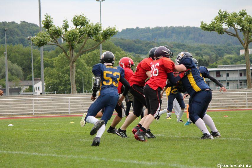 Das finale Turnier der U15 Landesliga Mitte 314