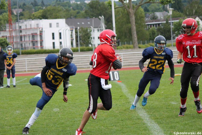 Das finale Turnier der U15 Landesliga Mitte 316