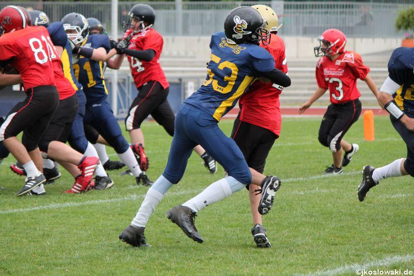 Das finale Turnier der U15 Landesliga Mitte 321