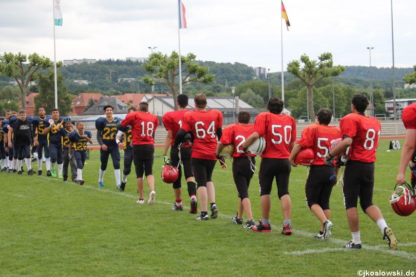 Das finale Turnier der U15 Landesliga Mitte 329
