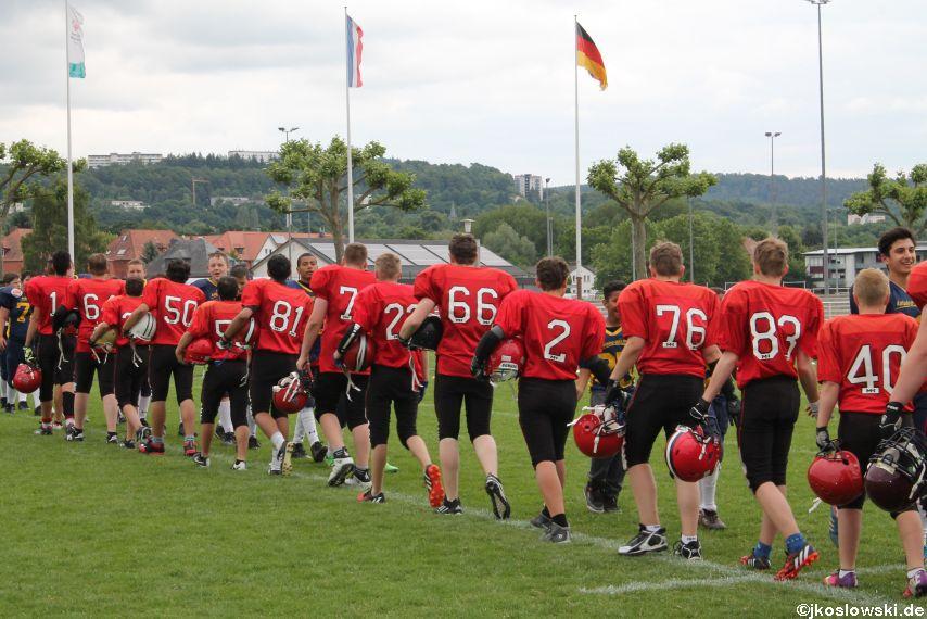 Das finale Turnier der U15 Landesliga Mitte 330