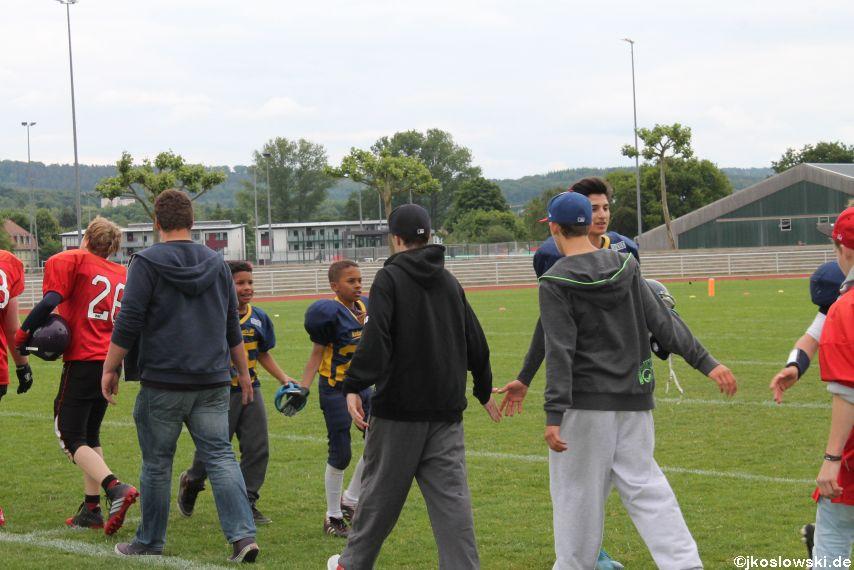 Das finale Turnier der U15 Landesliga Mitte 331