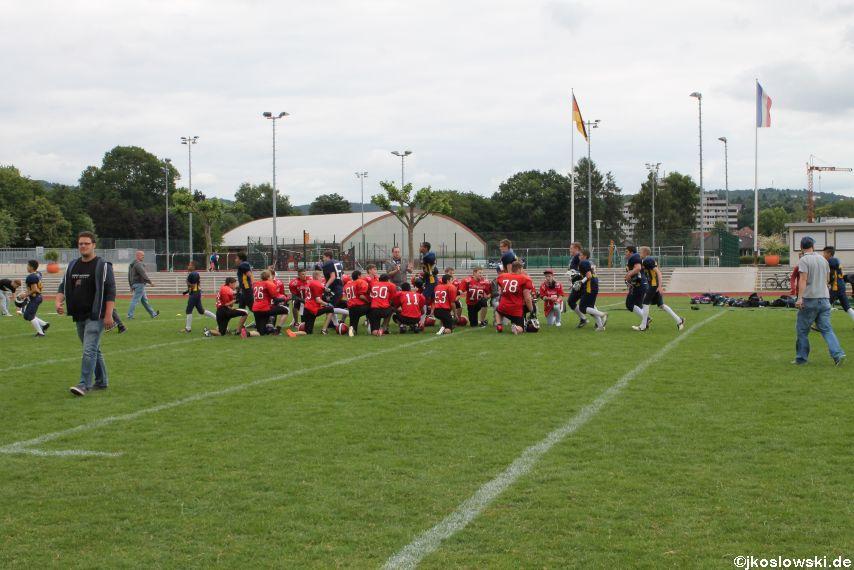 Das finale Turnier der U15 Landesliga Mitte 332
