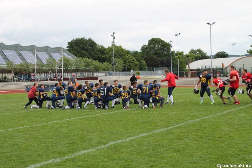 Das finale Turnier der U15 Landesliga Mitte 333