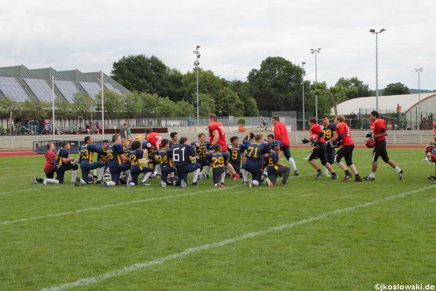 Das finale Turnier der U15 Landesliga Mitte 334