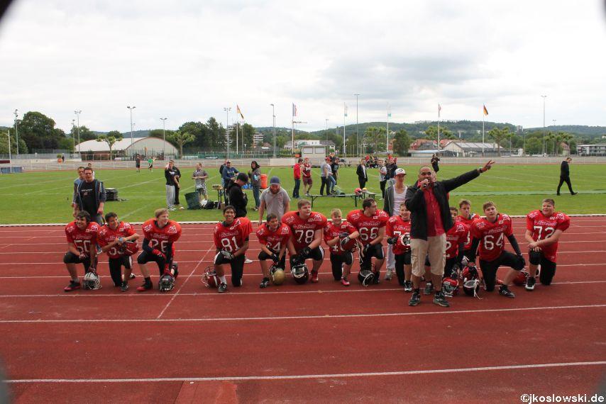 Das finale Turnier der U15 Landesliga Mitte 335
