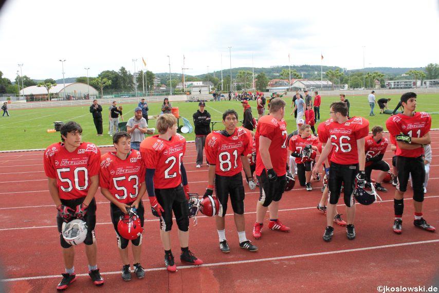 Das finale Turnier der U15 Landesliga Mitte 336