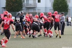 Gießen Golden Dragons vs. Marburg Mercenaries 032