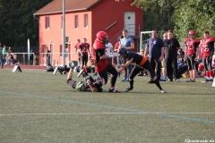 Gießen Golden Dragons vs. Marburg Mercenaries 073