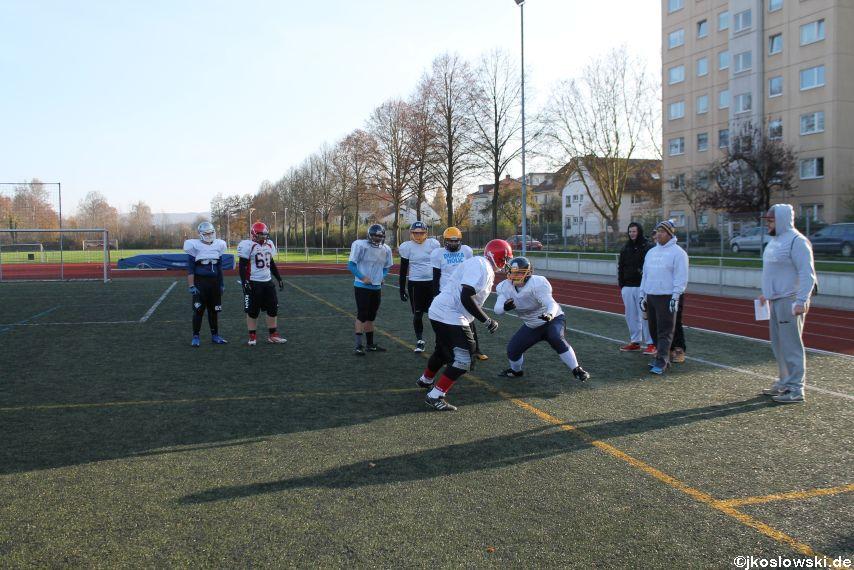 Hessen Pride U -17 Tranings Camp Gießen 003