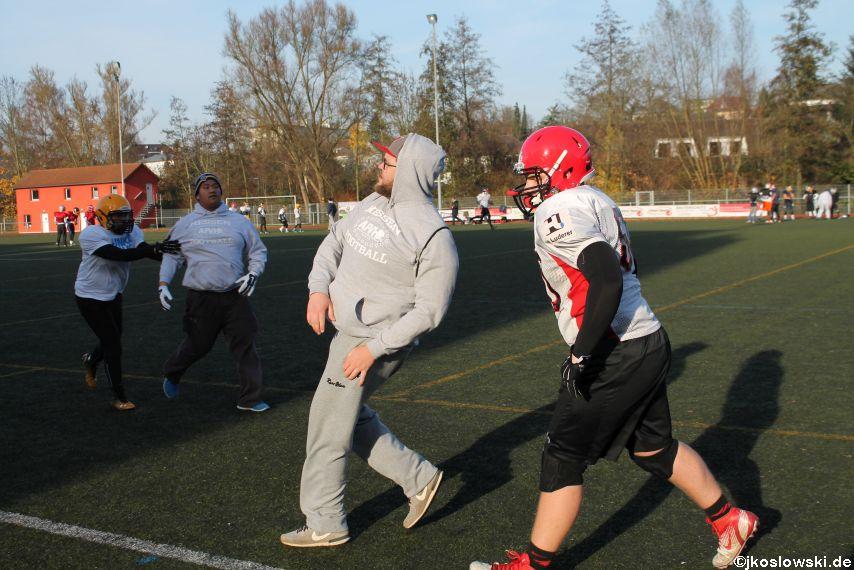 Hessen Pride U -17 Tranings Camp Gießen 017