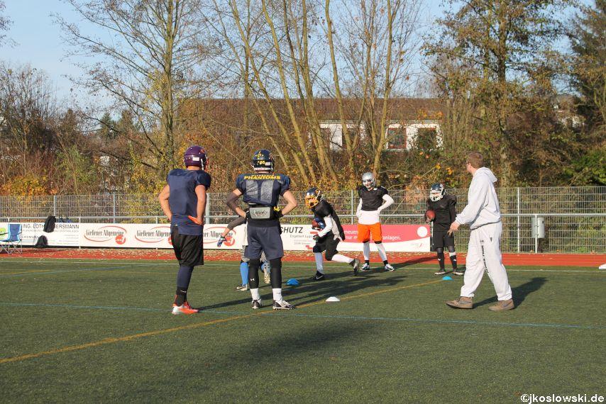 Hessen Pride U -17 Tranings Camp Gießen 022