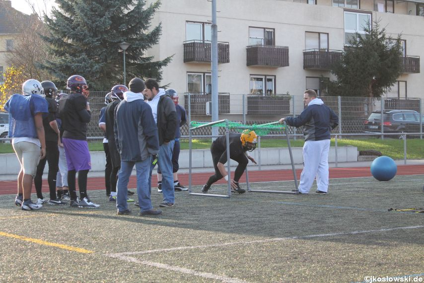 Hessen Pride U -17 Tranings Camp Gießen 025