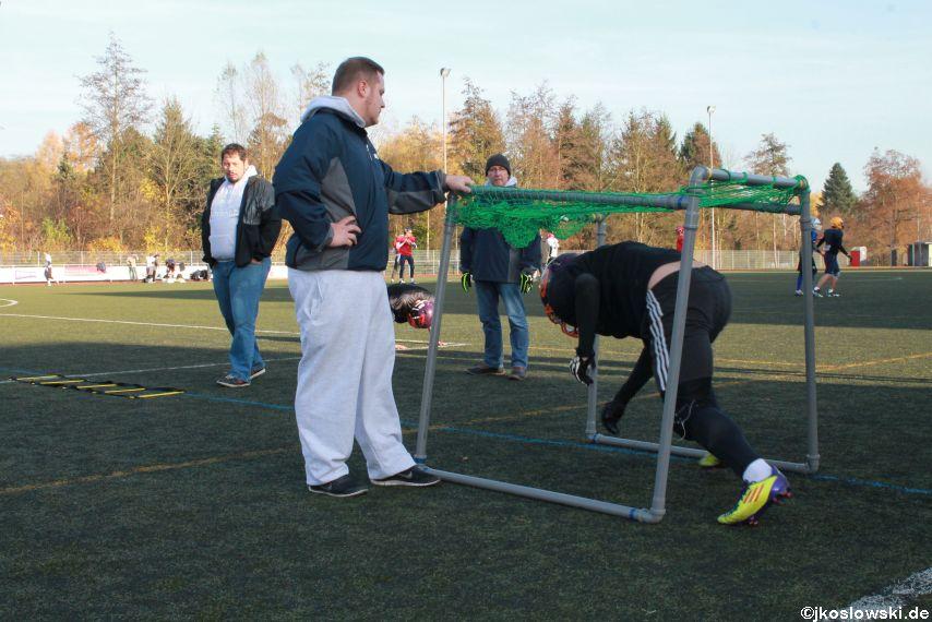 Hessen Pride U -17 Tranings Camp Gießen 029