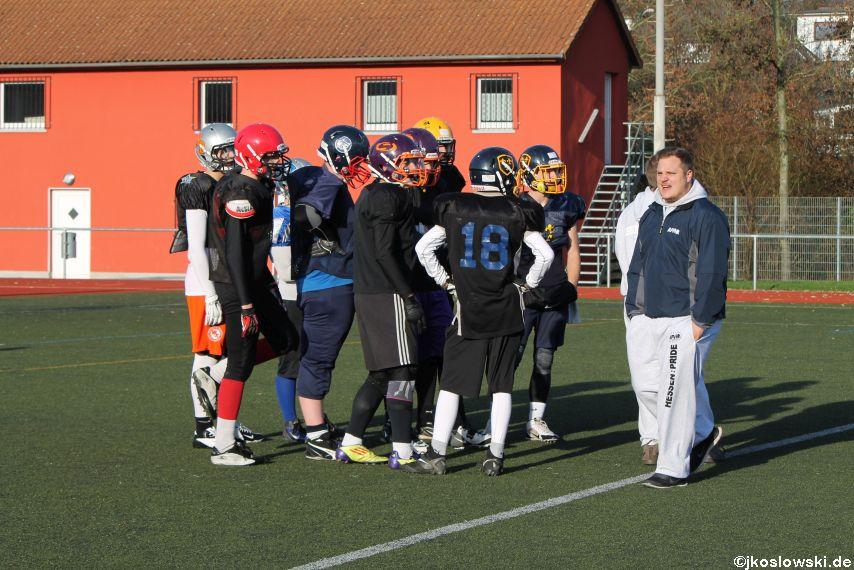 Hessen Pride U -17 Tranings Camp Gießen 035