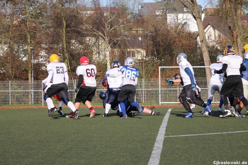 Hessen Pride U -17 Tranings Camp Gießen 038