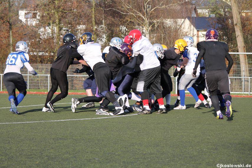 Hessen Pride U -17 Tranings Camp Gießen 040