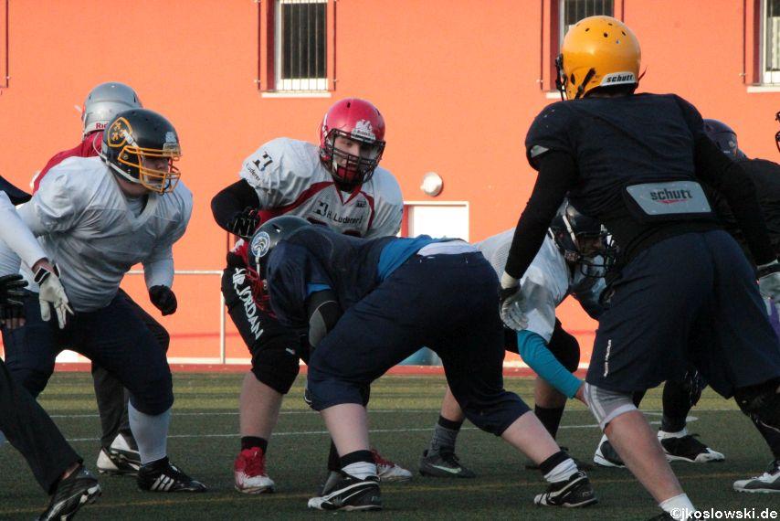 Hessen Pride U -17 Tranings Camp Gießen 087