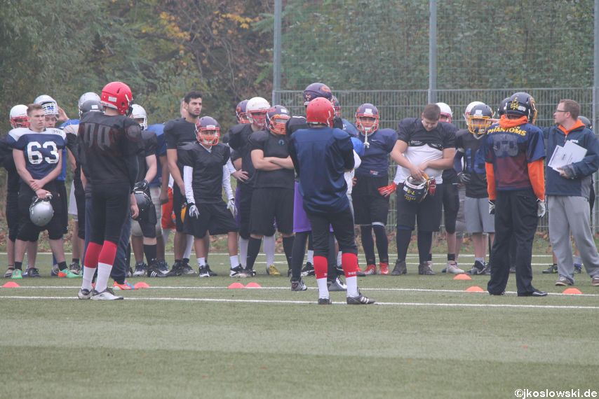 Hessen Pride U-17 Try Out 2014 in Darmstadt Marburg Mercenaries 003