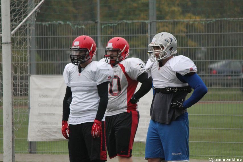 Hessen Pride U-17 Try Out 2014 in Darmstadt Marburg Mercenaries 016