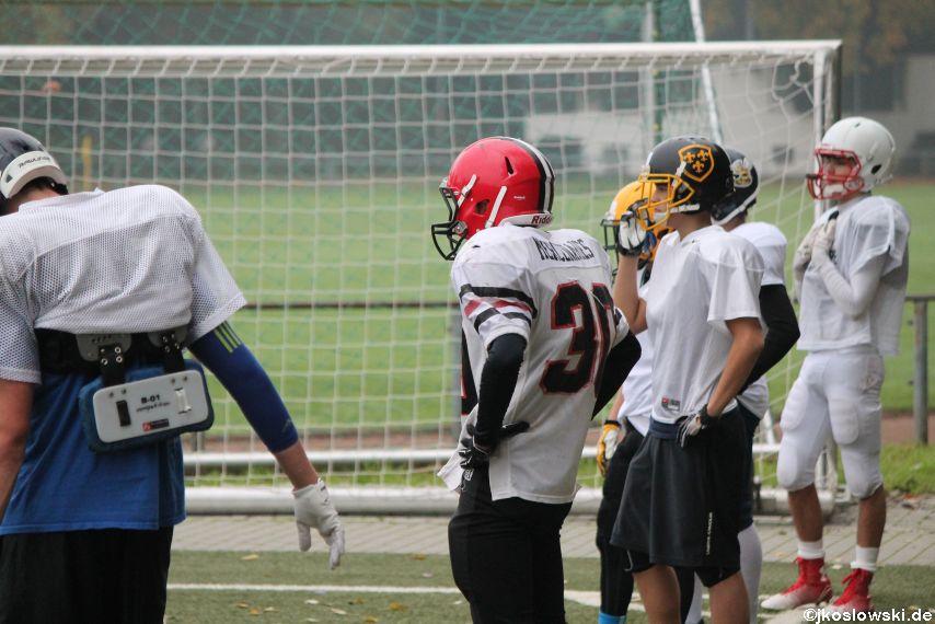 Hessen Pride U-17 Try Out 2014 in Darmstadt Marburg Mercenaries 019