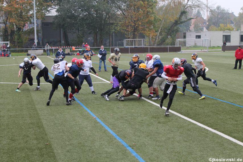 Hessen Pride U-17 Try Out 2014 in Darmstadt Marburg Mercenaries 045