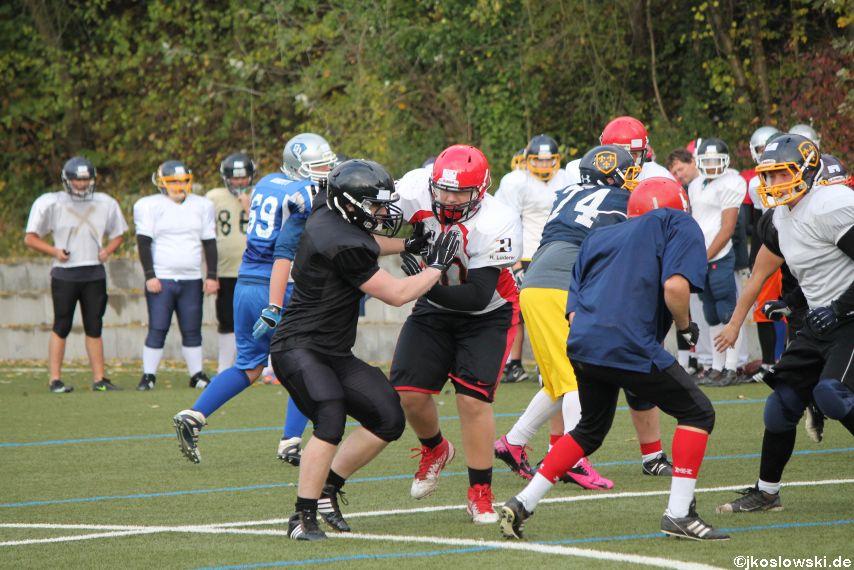 Hessen Pride U-17 Try Out 2014 in Darmstadt Marburg Mercenaries 053