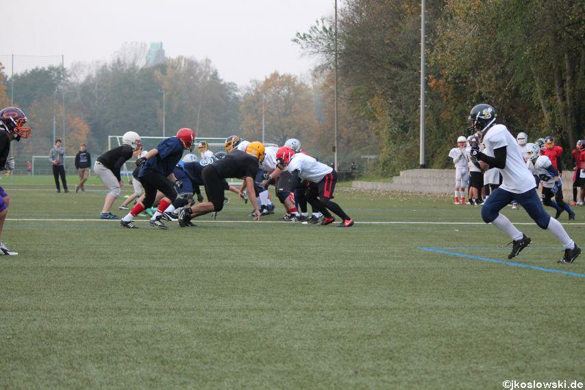 Hessen Pride U-17 Try Out 2014 in Darmstadt Marburg Mercenaries 071