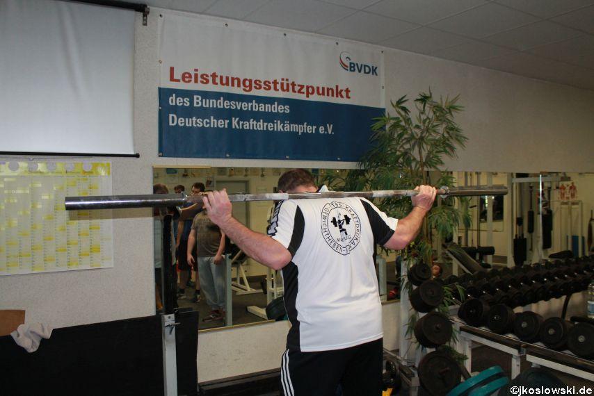 Techniklehrgang Kniebeuge und Kreuzheben des Hessischen Athleten-Verband 1899 e.V. 010