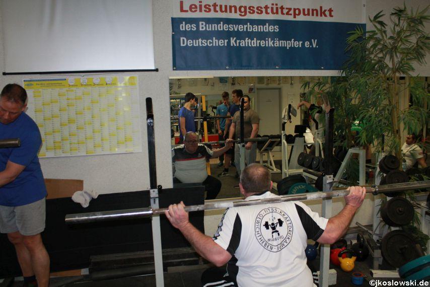 Techniklehrgang Kniebeuge und Kreuzheben des Hessischen Athleten-Verband 1899 e.V. 011