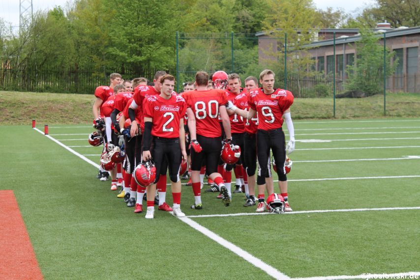 Marburg Mercenaries @ Saarland Hurricanes 003