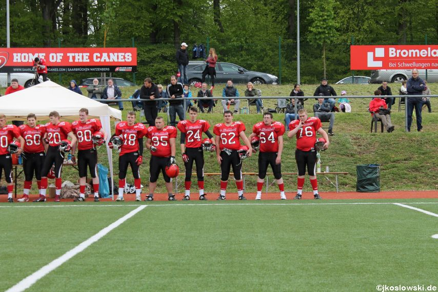 Marburg Mercenaries @ Saarland Hurricanes 007