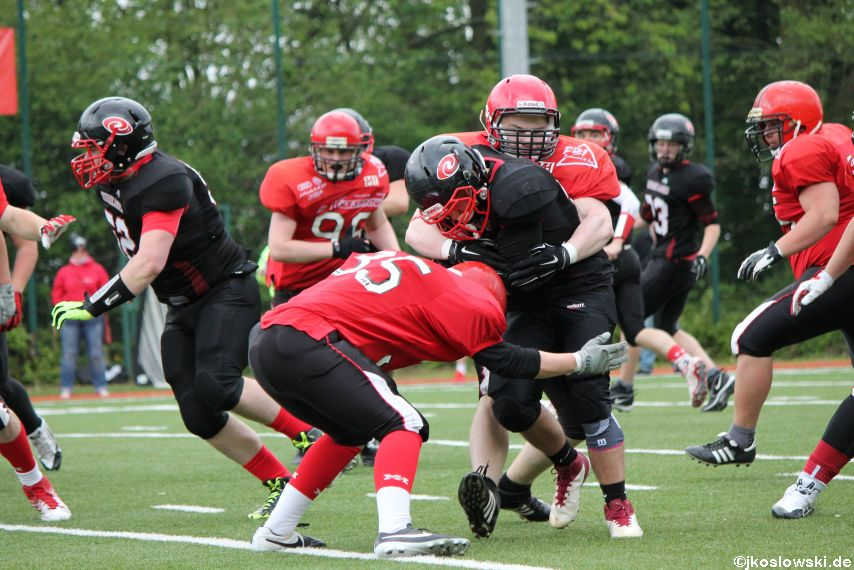Marburg Mercenaries @ Saarland Hurricanes 014