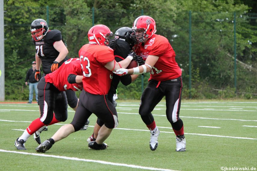Marburg Mercenaries @ Saarland Hurricanes 015