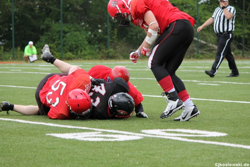 Marburg Mercenaries @ Saarland Hurricanes 016