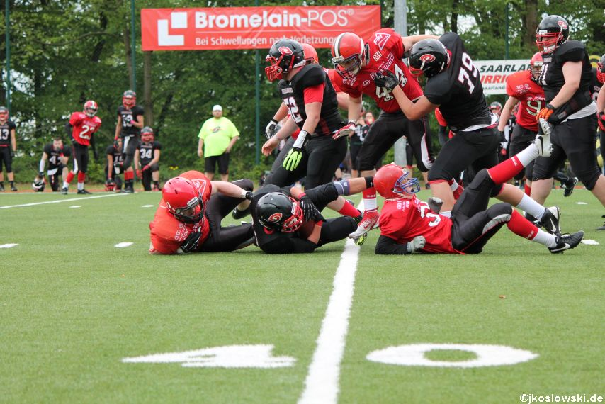Marburg Mercenaries @ Saarland Hurricanes 018