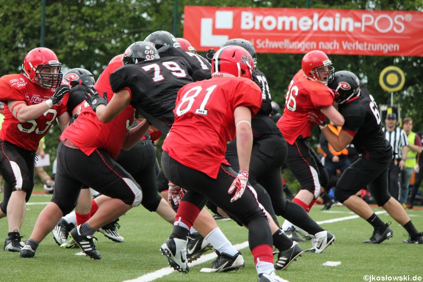 Marburg Mercenaries @ Saarland Hurricanes 020