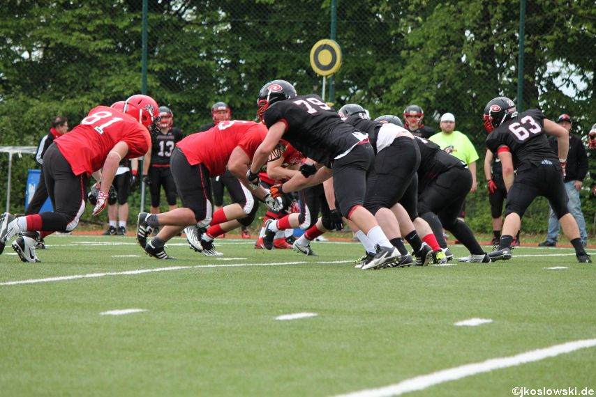 Marburg Mercenaries @ Saarland Hurricanes 022