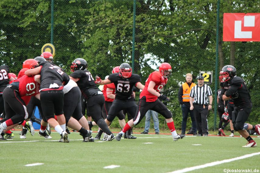Marburg Mercenaries @ Saarland Hurricanes 023