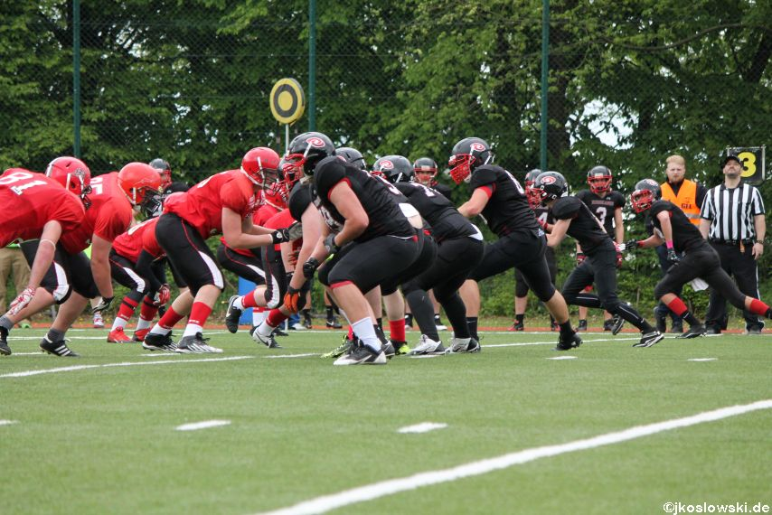 Marburg Mercenaries @ Saarland Hurricanes 026