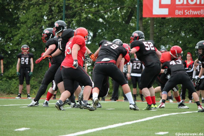 Marburg Mercenaries @ Saarland Hurricanes 027