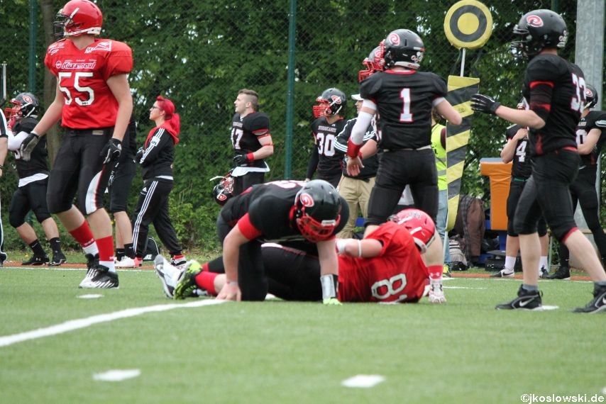 Marburg Mercenaries @ Saarland Hurricanes 028
