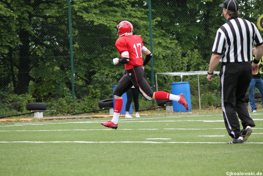 Marburg Mercenaries @ Saarland Hurricanes 033