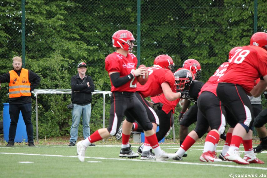 Marburg Mercenaries @ Saarland Hurricanes 040
