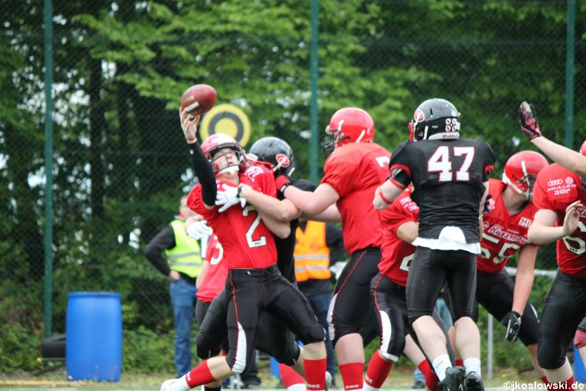 Marburg Mercenaries @ Saarland Hurricanes 041