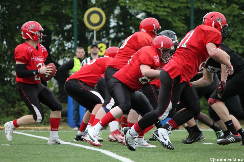 Marburg Mercenaries @ Saarland Hurricanes 042