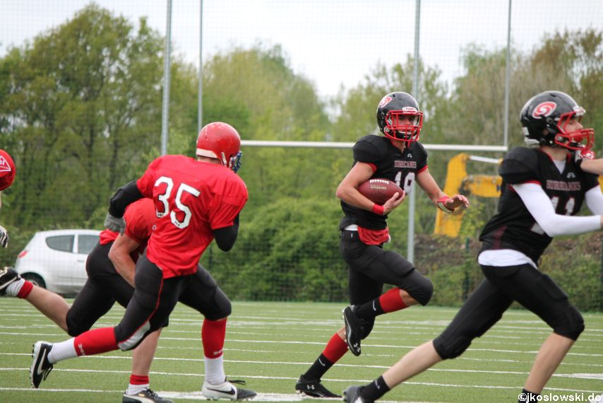 Marburg Mercenaries @ Saarland Hurricanes 047
